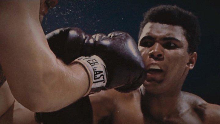 Muhammad Ali - Der größte Boxer aller Zeiten - Trailer Poster