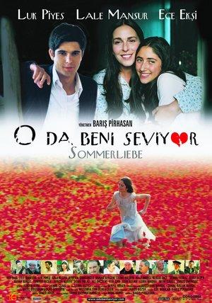 O da beni seviyor - Sommerliebe Poster