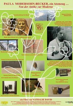 Paula Modersohn - Becker. Ein Atemzug Poster