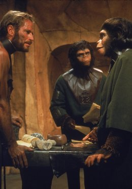 Planet of the Apes / Rise of the Planet of the Apes