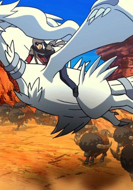 Pokémon: The Movie: Black - Victini and Reshiram / White - Victini and Zekrom