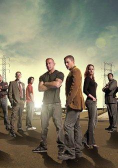 Prison Break (4. Staffel, 22 Folgen) Poster