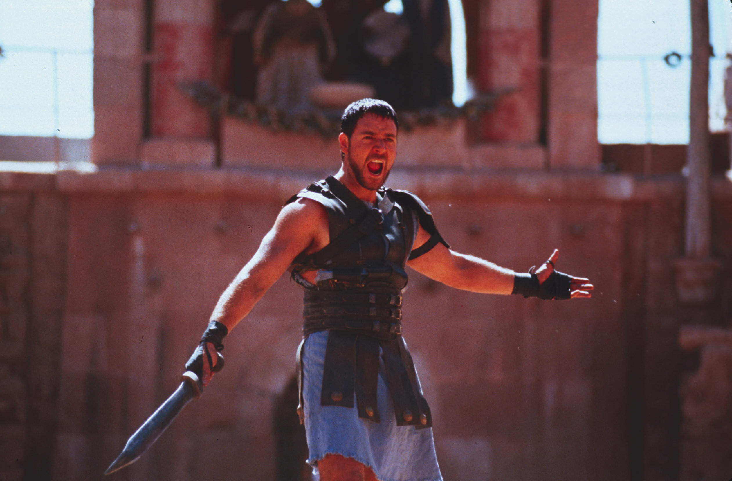 Robin Hood / Gladiator
