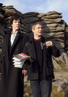 Sherlock: Die Hunde von Baskerville Poster