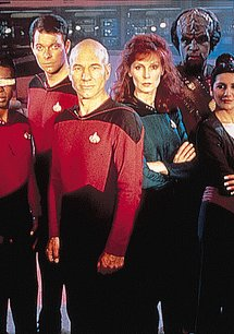 Star Trek - The Next Generation 01: Encounter at Farpoint