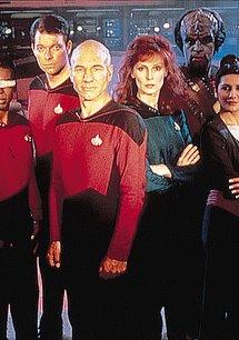 Star Trek - The Next Generation 01: Encounter at Farpoint