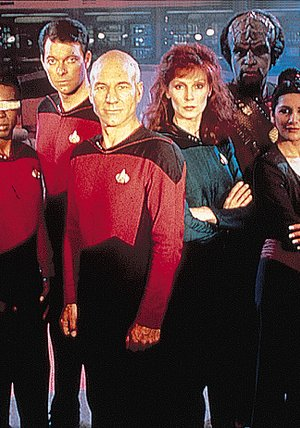 Star Trek - The Next Generation 01: Encounter at Farpoint Poster