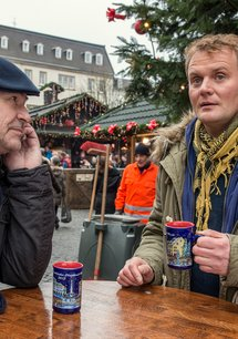 Tatort: Weihnachtsgeld