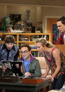 The Big Bang Theory (Season 01, 17 Episoden)
