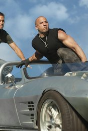 The Fast and the Furious 1-5