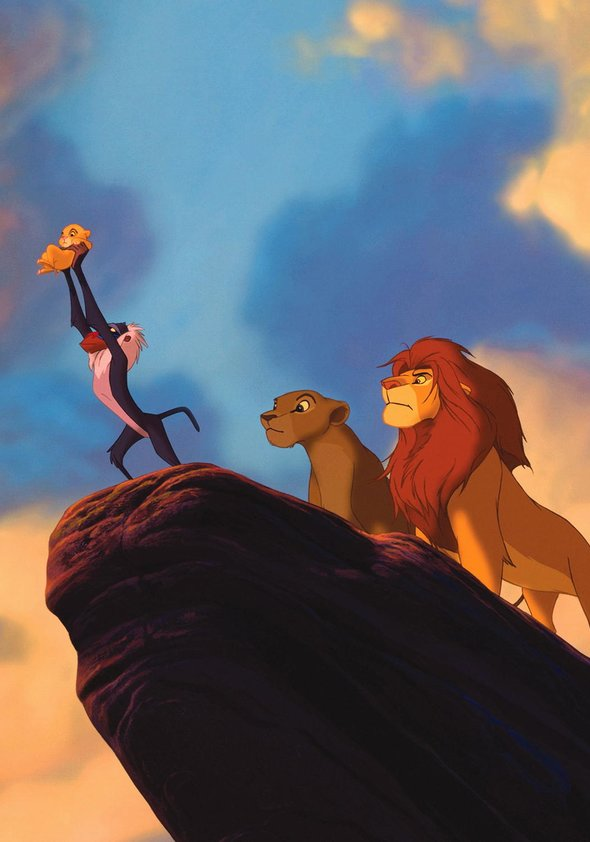 The Lion King Trilogy Poster