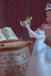 The Princess and the Frog / Tangled / Pocahontas