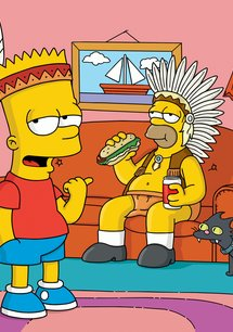 The Simpsons (Season 14, 22 Episoden)