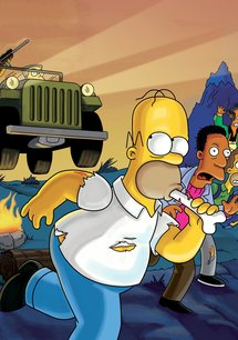 The Simpsons (Season 17, 22 Episoden)