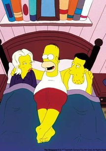 The Simpsons - The Simpsons Go to Hollywood