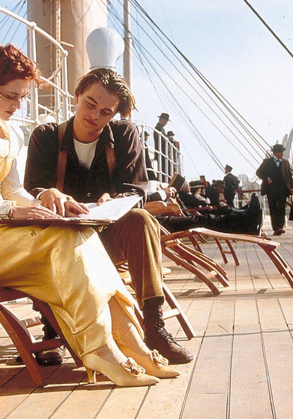 Titanic / William Shakespeare's Romeo & Juliet Poster