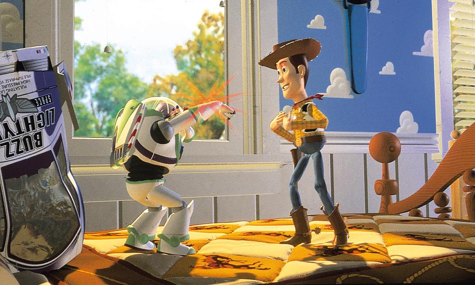Toy Story / Toy Story 2 / Toy Story 3