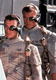Universal Soldier - Van Damme und Lundgren Trilogie