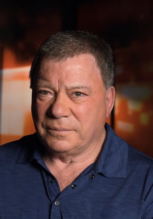 William Shatner Poster