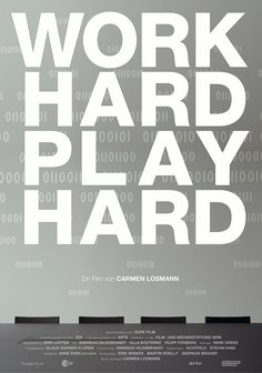 Work Hard, Play Hard Poster