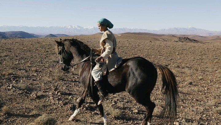 Zaïna, Königin der Pferde - Trailer Poster