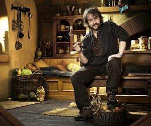 Peter Jackson baut Hobbithöhle im Keller