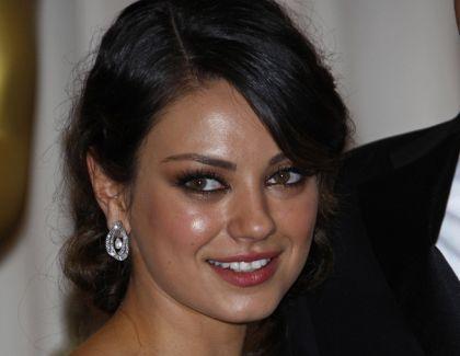Mila Kunis hat Ashton Kutcher endlich geheiratet