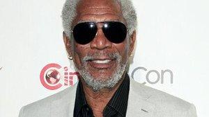 Morgan Freeman will vor der Kamera sterben