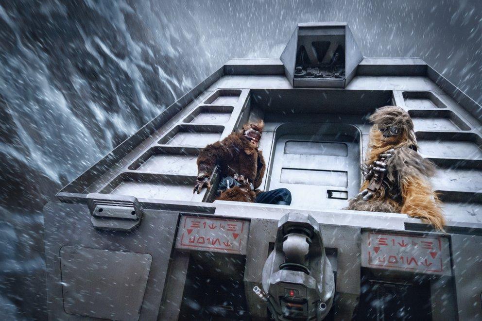 Szenenbild von Solo: A Star Wars Story © Disney