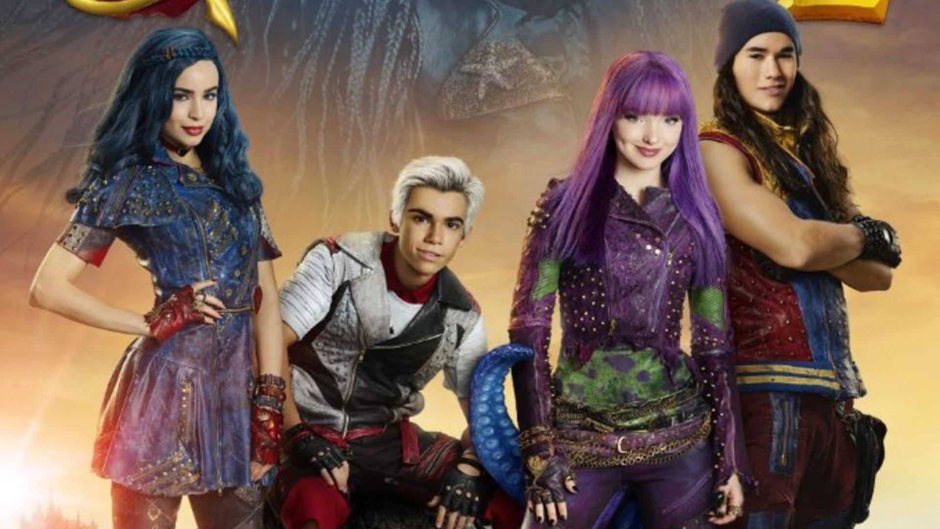 Descendants 2 Free Tv Premiere Morgen Im Disney Channel