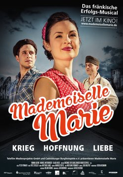 Mademoiselle Marie Poster