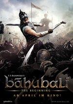 Bahubali - The Beginning Poster