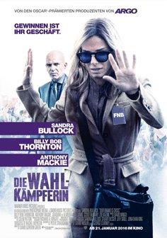 Die Wahlkämpferin Poster