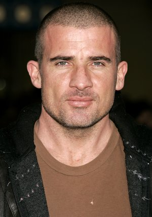 Dominic Purcell Poster