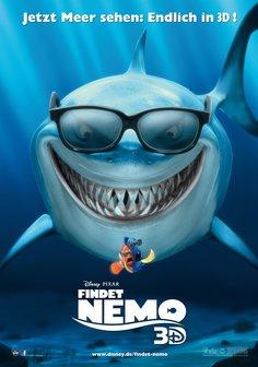 Findet Nemo 3D Poster