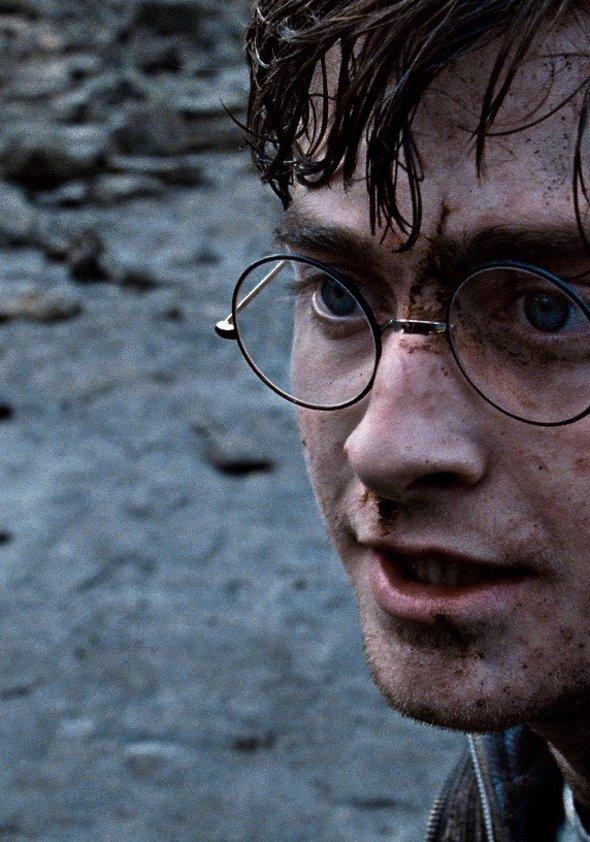 Harry Potter 1-7 Poster