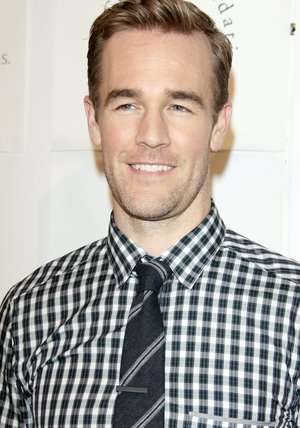James van der Beek Poster