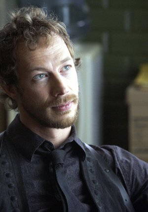 Kris Holden-Ried Poster