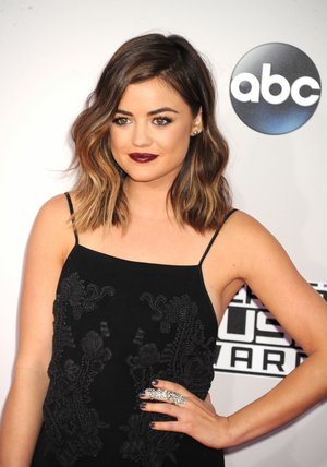 Lucy Hale Poster