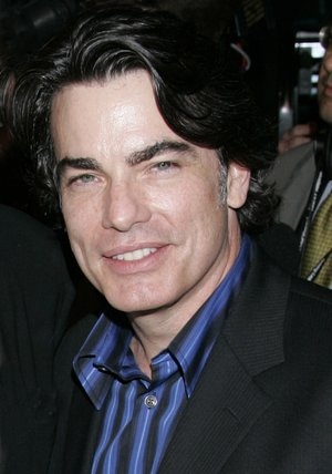 Peter Gallagher Poster