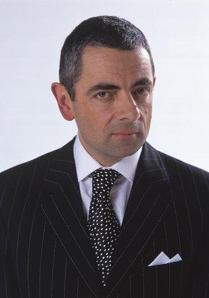Rowan Atkinson Poster