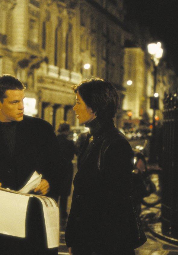The Bourne Identity / The Bourne Supremacy / The Bourne Ultimatum / Bourne Legacy Poster