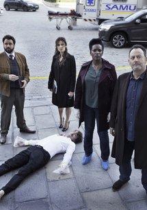 The Cop - Crime Scene Paris (1. Staffel, 8 Folgen)