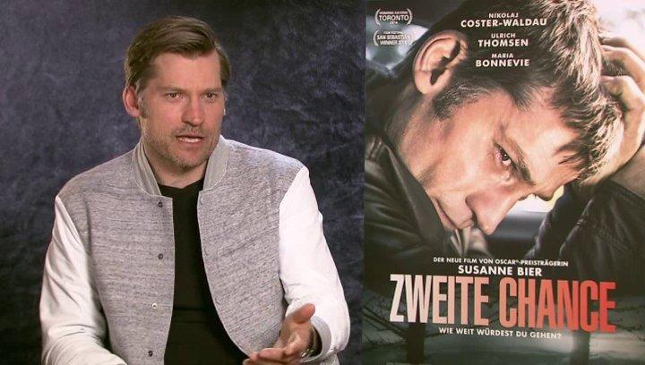 Nikolaj Coster-Waldau über die Zusammenarbeit mit Susanne Bier - OV-Interview Poster