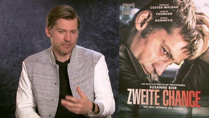 Nikolaj Coster-Waldau über die Kernaussage des Films - OV-Interview Poster