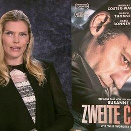 May Andersen über die Zusammenarbeit mit den anderen Schauspielern - OV-Interview Poster