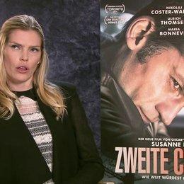May Andersen über die die Figur Sanne - OV-Interview Poster