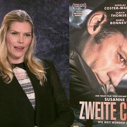 May Andersen darüber, wie sie zu der Rolle kam - OV-Interview Poster