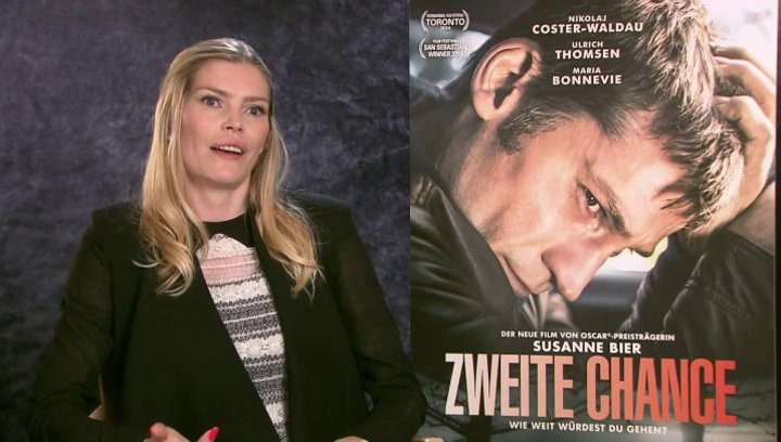 May Andersen darüber, ob Andreas das Richtige getan hat - OV-Interview Poster