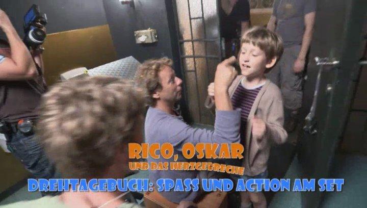 Drehtagebuch Spaß und Action am Set - Sonstiges Poster